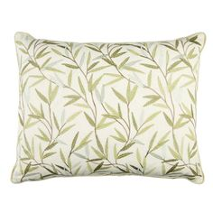 Willow Leaf Hedgerow Cushion