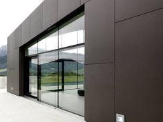 trespa ral 7016 cladding pinterest. Black Bedroom Furniture Sets. Home Design Ideas