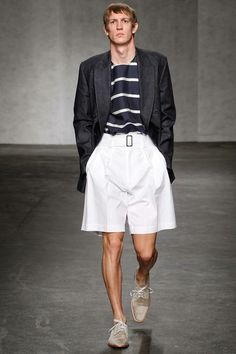 E. Tautz | Spring 2015 Menswear Collection | Style.com