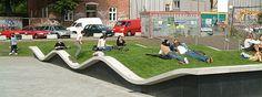 Park Fiction - Antoni-Park, St. Pauli, Hamburg