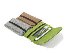 Suoran IPhone 6は、ケースiPhone 6スリーブiPhone 6プラスケースiPhone 6プラススリーブポーチバッグカバーウールは、iPhoneのために袖をフェルト6