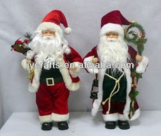 Manualidades Caseras: Hermosos muñecos navideños con moldes para adornar tu casa