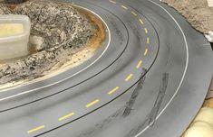 Baubericht – FREAKPALACE Slot Car Racing, Slot Car Tracks, Slot Cars, Courses, Automobile, Circuit, Layout, Dreams, Models
