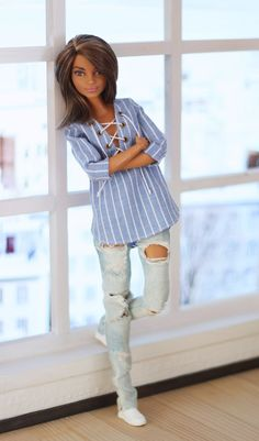 Modeling for Hollister was probably one of the greatest things I've done❤️❤️ Barbie Doll Set, Bad Barbie, Barbie Model, Doll Clothes Barbie, Beautiful Barbie Dolls, Barbie Dress, Barbie Outfits, Barbie Fashionista Dolls, Diva Dolls