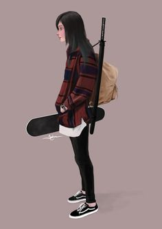 ArtStation - Play with me, Aung Ko Zin