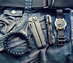 EDC gear.