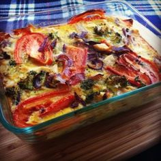 Fluffy Chicken Frittata « Supercharged Food's Blog