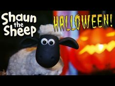 One dark and stormy night the flock are unable to sleep. Shaun investigates a series of sinister events only to discover who is really scaring the sheep. Spooky Halloween, Halloween Themes, Shaun The Sheep, Stormy Night, Social Thinking, A Pumpkin, Small Groups, Bump, Efl Teaching