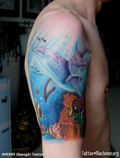 ocean tattoo - Bing Images