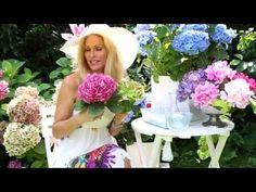 SONYA'S SECRETS: Konserviere den Sommer - Hortensien trocknen! - YouTube