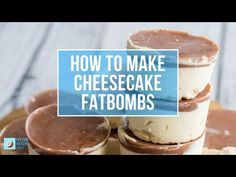 These cheesecake fat bombs are super delicious. In this recipe, I've been able to create a fat bomb that is actually enjoyable to eat, which doesn't just taste like coconut or plain old butter. I devoured the whole batch within a week, so I'm guessing that's a good sign :-)