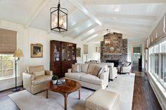 Lake Bluff residencia costumbre tradicional sala de Estar