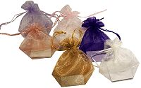 9 x 8 Organza Bags with cardboard base Organza Bags, Wedding Favors, Bridal Shower, Base, Prints, Color, Wedding Keepsakes, Shower Party, Colour