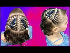 Source by para nias 1940s Hairstyles, French Braid Hairstyles, Braided Hairstyles Tutorials, Holiday Hairstyles, Summer Hairstyles, Easy Hairstyles, Wedding Hairstyles, Retro Curls, Waves Curls