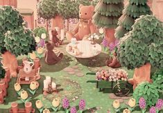 Animal Crossing Guide, Animal Crossing Qr Codes Clothes, Animal Crossing Villagers, Female Cartoon Characters, Island Theme, Alien Concept Art, Motifs Animal, Folk, Animal Games