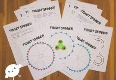 Fidget Spinner Pakket!!! » Juf Leontine