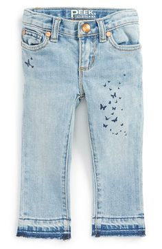 Infant Girl's Peek 'Maya' Jeans
