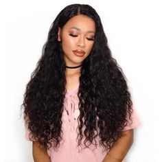 Fashion Hot Girl Long Synthetic Curly Hair Women Wavy Cosplay Costume Wig+Cap US Long Hair Waves, Long Wavy Hair, Wave Hair, Long Curly, Short Hair, Lace Front Wigs, Lace Wigs, Synthetic Curly Hair, Curly Hair Styles