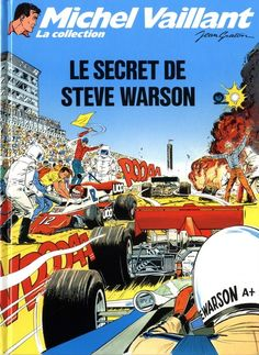 Michel Vaillant - La collection -28- Le secret de Steve Warson - BD