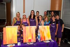 """09/08/2015 Greek's Vet Team Building  Had such a great time in Yorba Linda with Greek's Veterinary team! Great drinks, pizza, laughter, and fun was had painting """"Owl""""! Can't wait to paint again! Don't forget to tag each other! #HappyHourPaint   #wine   #food   #drinks   #pizza   #owl   #painting   #YorbaLinda   #TeamBuilding"""