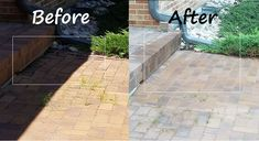DIY Sunken Paver/Brick Fixing – This tutorial is for people who want to know how to fix sunken or uneven pavers. Brick Paver Driveway, Brick Pathway, Paver Walkway, Outdoor Patio Pavers, Pool Pavers, Concrete Pavers, Building A Shed Base, Cobblestone Pavers, Paver Sand