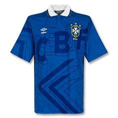 Umbro 92-94 Brazil Away Shirt - Grade 8 92-94 Brazil Away Shirt - Grade 8 http://www.comparestoreprices.co.uk/football-shirts/umbro-92-94-brazil-away-shirt--grade-8.asp
