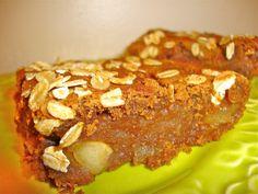 Healthy Cinnamon Apple Pie Squares