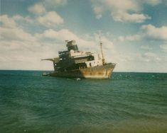 Sygna Shipwreck 1984
