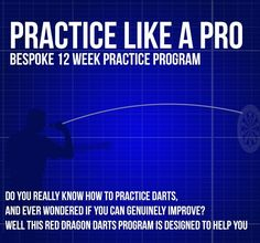 12 week Pro Darts Practice Program Do you really know how to practice darts, and ever wondered if you can genuinely improve? Well this Red Dragon Darts program is designed to help you. Do You Really, Programming, Olympics, South Africa, Bar, Search, Fitness, Tips, Darts
