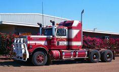 Heavy Duty Trucks, Big Rig Trucks, Heavy Truck, Semi Trucks, Old Trucks, Western Star Trucks, Truck Quotes, White Truck, Road Train