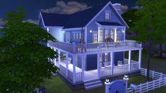 Lana CC Finds - TS4 Build - Sunnyside