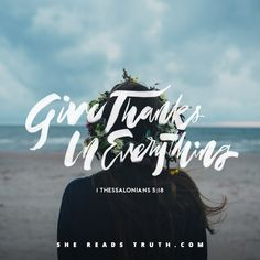 Day 6 of the Psalms of Gratitude reading plan from She Reads Truth | Grace Day