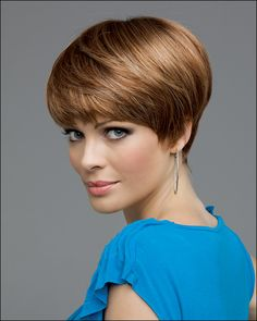 Favourable Fresh New Straight Short Lace Wigs