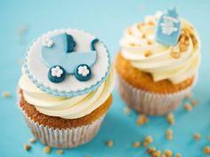 Niedliche Muffins zur Babyparty ist ein Rezept mit frischen Zutaten aus der Kategorie Gebäck. Probieren Sie dieses und weitere Rezepte von EAT SMARTER!