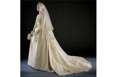 Mariée haute couture (Robe de Grâce Kelly 1956)