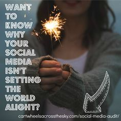 Do you wonder why you don't see the traffic results you were expecting from your social media to your creative website or #craft blog? Do you wish you could have individual attention? Someone to look at your profiles and let you know what could be improved? Then head over and see if my Social Media Audit is right for you - half price for the first 10 bookings