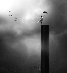 Surreal photography by George Christakis. ☀