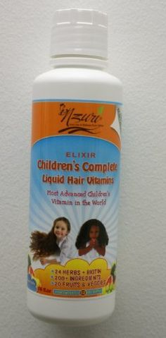 Hair vitamins for toddlers