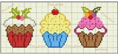 Brilliant Cross Stitch Embroidery Tips Ideas. Mesmerizing Cross Stitch Embroidery Tips Ideas. Small Cross Stitch, Cross Stitch Kitchen, Cross Stitch Baby, Cross Stitch Kits, Cross Stitch Designs, Cross Stitch Patterns, Cupcake Cross Stitch, Cross Stitch Bookmarks, Cross Stitching