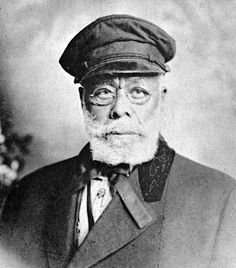 Elijah McCoy, an African-American man, invented a device to keep train wheels oiled while the train was running. Others tried similar devices, but his was the best – and that's the origination of the phrase The Real McCoy.