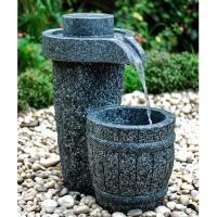 Millstone Granite Fountain