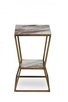 Mr. Brown Home Frontera Side Table | Mr. Brown