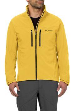 VAUDE Herren Qimsa Softshell Jacket: Amazon.de: Sport & Freizeit
