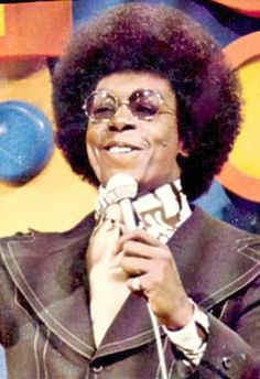 Don Cornelius--Soul Train  Thank you and Rest in Peace