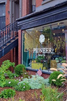 Pioneer Goods Co. — Store Profile | Apartment Therapy