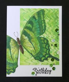*DTGD13 Swallowtail by hobbydujour - Cards and Paper Crafts at Splitcoaststampers