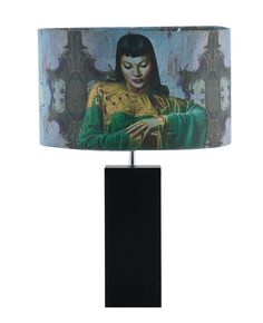 The Tretchikoff Project - Tretchikoff Lady from Orient Lampshade, R699.00 (http://shop.vladimirtretchikoff.com/tretchikoff-lady-from-orient-lampshade/)
