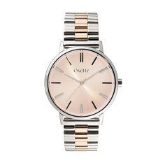 Vanity! Το νέο γυαλιστερό ρολόι Vanity, αποτελείται από ένα πλούσιο mix σε plating σε κάσα και μπρασελέ.