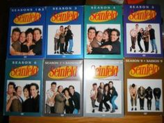 Seinfeld Seasons 1-9