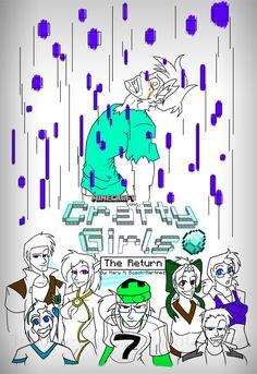 MC: CraftyGirls Chapter 3 The Return by TomBoy-Comics